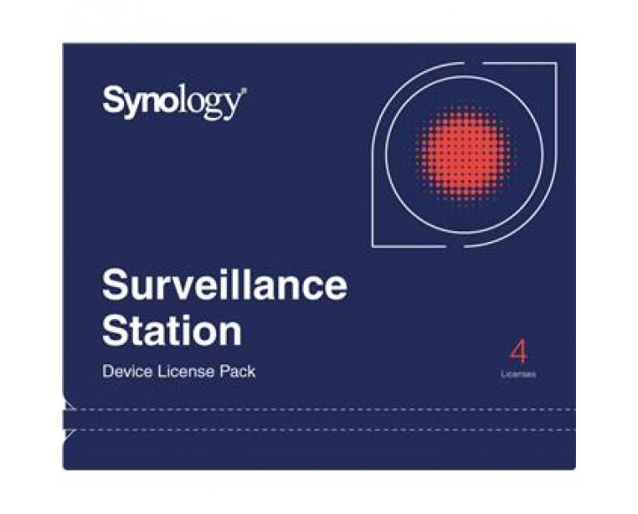 Synology Lisence Pack 4