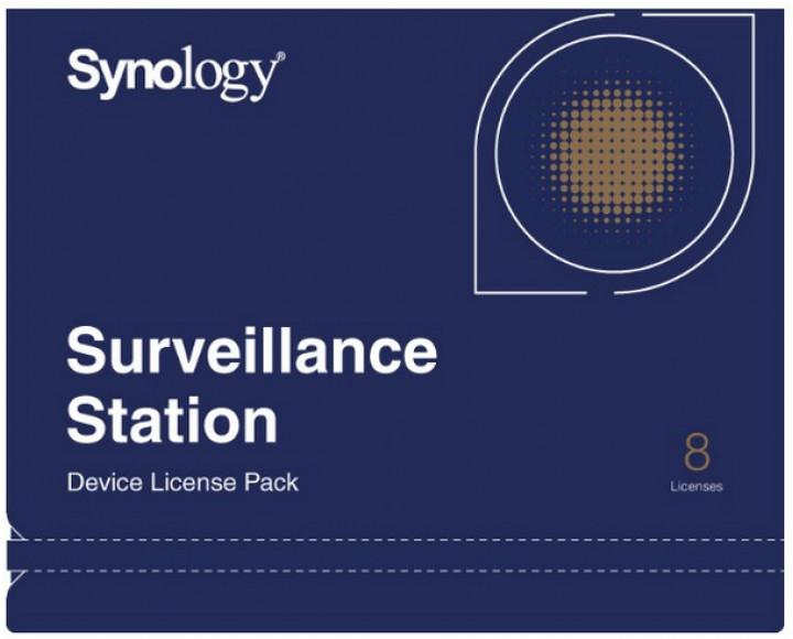 Synology Lisence Pack 8